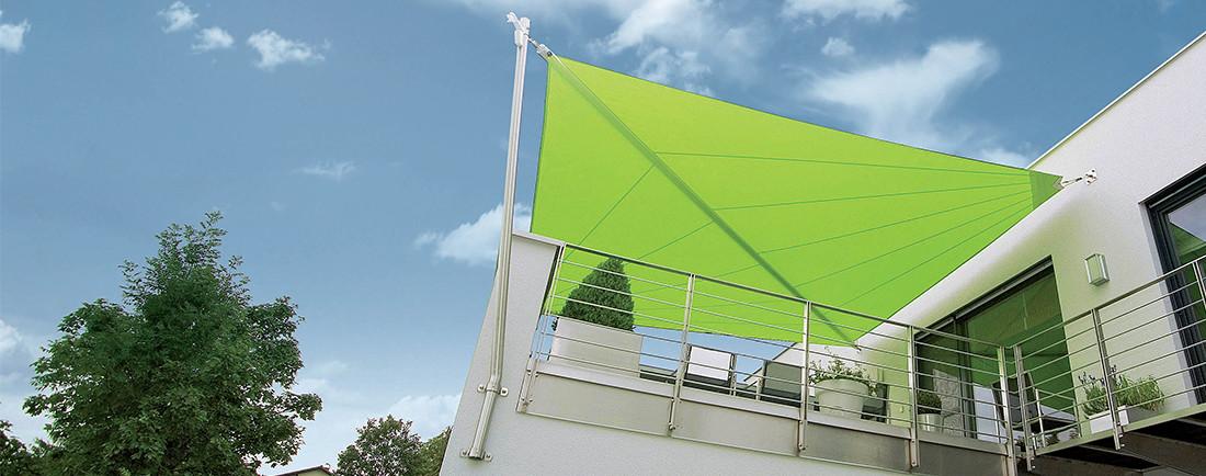 sonnensegel balkon aufrollbar awesome sonnensegel balkon buehlertal with sonnensegel balkon. Black Bedroom Furniture Sets. Home Design Ideas
